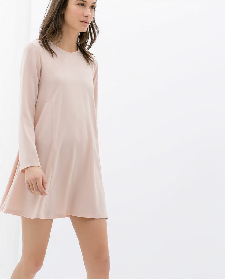 Image 3 of BABY DOLL DRESS from Zara
