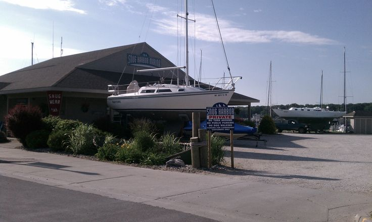 Snug Harbor Marina - Pentwater