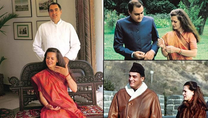 Destined To Be Together: Unheard Love Story Of Rajiv Gandhi And Sonia Gandhi