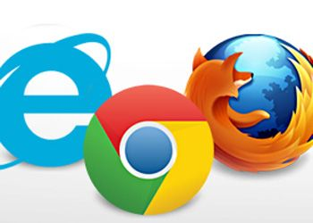 Browser Wars: Chrome vs. IE9(<- why is this here?) vs. Firefox (Update) Browser tricks to impress your friends