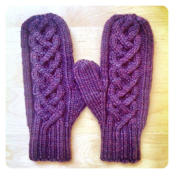 MY NEXT PROJECT ! Free Knitting Pattern - Adult Gloves & Mittens: Dainty Bubbles Mittens
