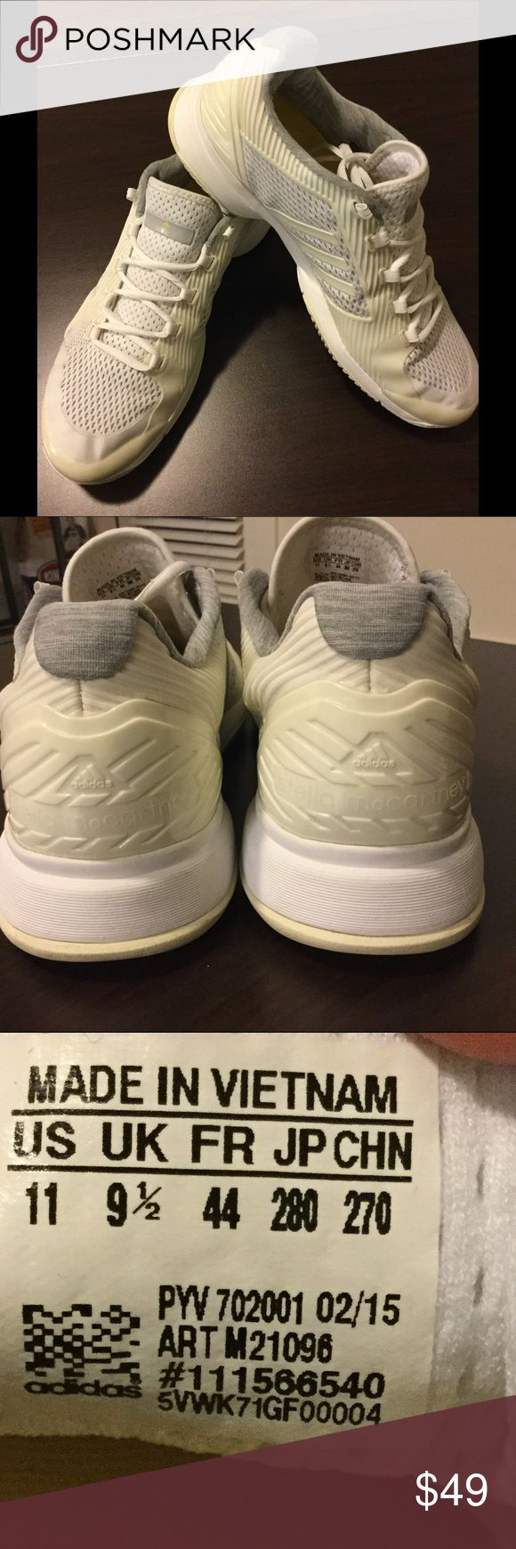 🎉Price Drop🎉 adidas Stella McCartney  shoes Very good condition. Size not match with me. Adidas by Stella McCartney Shoes Sneakers