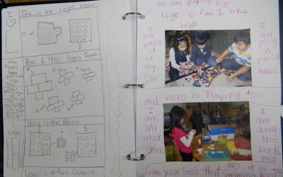 Exploration Binders: Documenting Learning