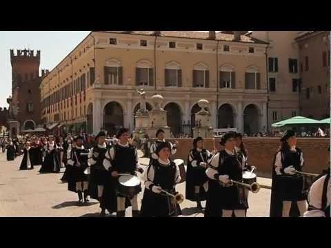 """Parade through the city - """"Palio di Ferrara. The medieval festival in photos and video"""" by @Keane Li (PREVIEW)"""