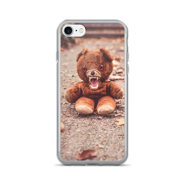 Angry Teddy Case iPhone 7