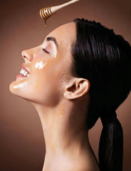 how to use honey for acne scars