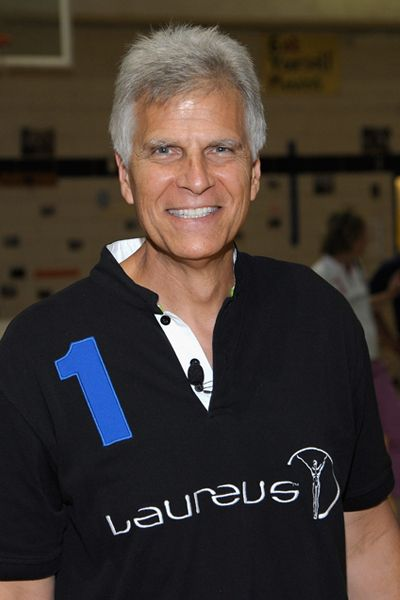 Olympic Heroes Then and Now: Mark Spitz