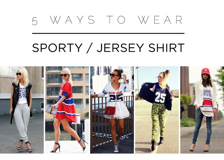 You want to mix in a little tomboy chic, but you don't want to look like a P.E. teacher?