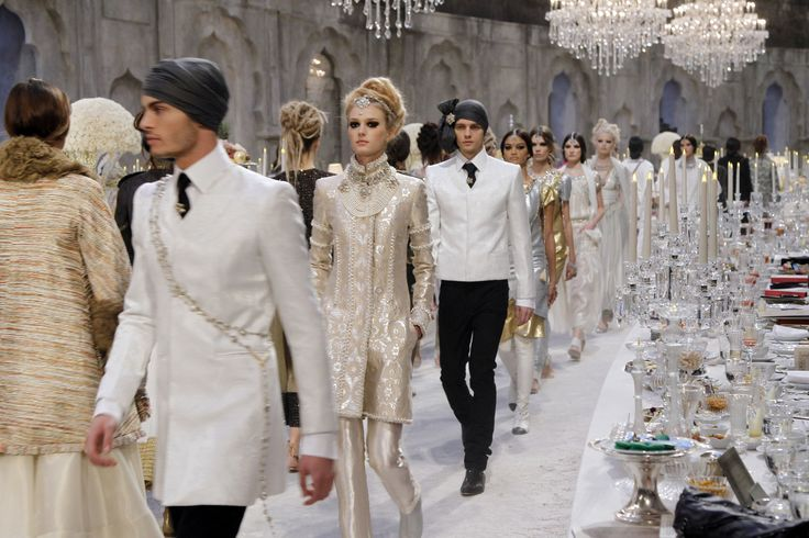 Tom Ford, Karl Lagerfeld, Dries Van Noten, and the Art of the Dinner Party…