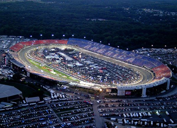 Richmond International Raceway, Richmond VA http://wheresmyseat.net/richmond-international-raceway-richmond-va/