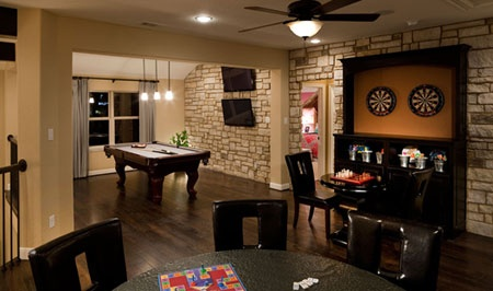 Upstairs Gameroom Home Pinterest Discover Best Ideas