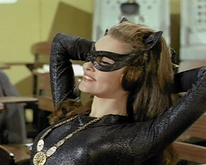 Catwoman « The Thought Experiment