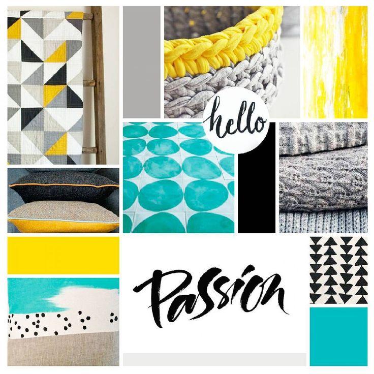 """Moodboard - Estudio Bulubú  Lau Rolfo (@laubulubu) en Instagram: """"Otro tablero inspiracional, mi propuesta para nuevo proyecto ♡ #design #graphicdesign #moodboard…"""""""