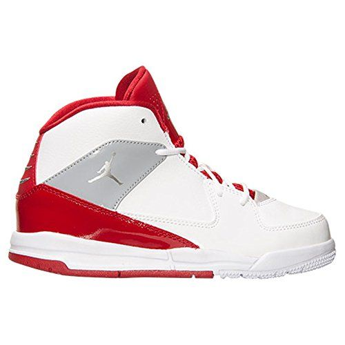 Jordan Men's Air Incline White/Metallic Silver/Gym Red/White Basketball Sneakers - http://airjordankicksretro.com/jordan-mens-air-incline-whitemetallic-silvergym-redwhite-basketball-sneakers/