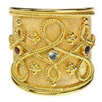 GreekGold.com - Greek Key Jewelry - Greek Jewelry - Byzantine Jewelry