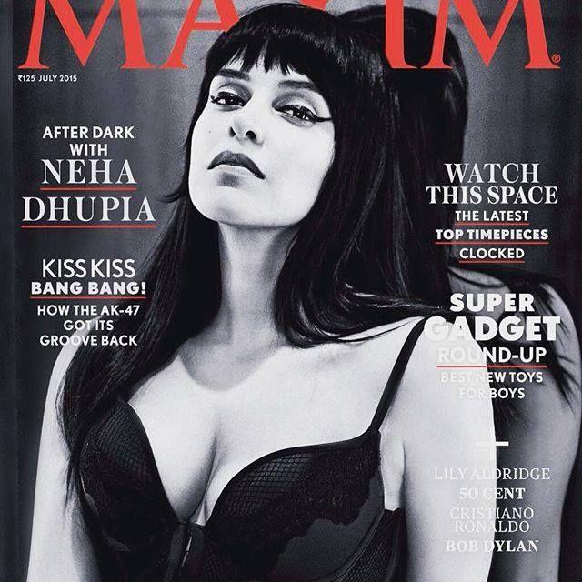 Flat 50% OFF on Maxim India magazine. Order Now. #maxim #nehadhupia #maximindia #magazine