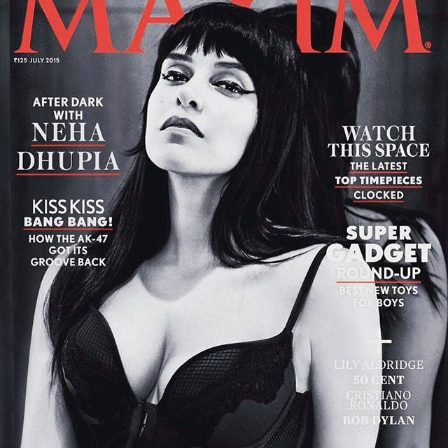 Flat 50% OFF on Maxim India magazine. Order Now. #maxim #nehadhupia #maximindia #magazine