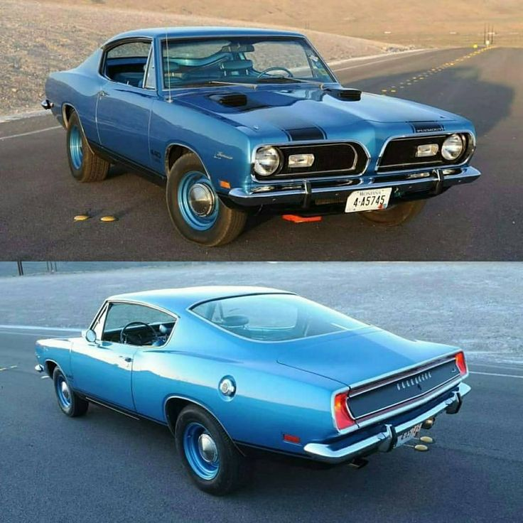 317 Best A-Body Plymouth Barracuda '67 '68 '69 More