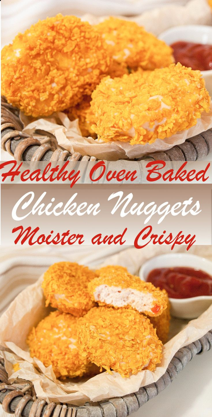 Jun 28, 2020 – These Baked Chicken Nuggets is a brilliant way to enjoy chicken! Yes, for you too! Yes, even if you're di…