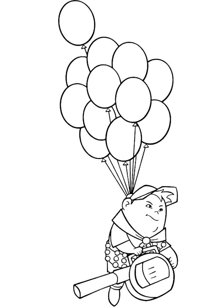 Online Balloon Coloring Pages Best Coloring Pages For Kids Toddler Disney Princess Coloring Pages Coloring Pages Coloring Pages Inspirational