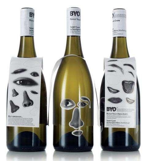 #fun # wine packaging