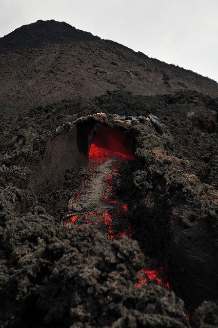 Pacaya Volcano in Guatemala   by albino muppet, via Flickr