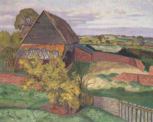 John Nash - The Barn, Wormingford