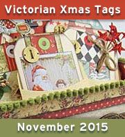 Alpha Stamps News » Christmas Tree Advent Calendar Tutorial + Giveaway!