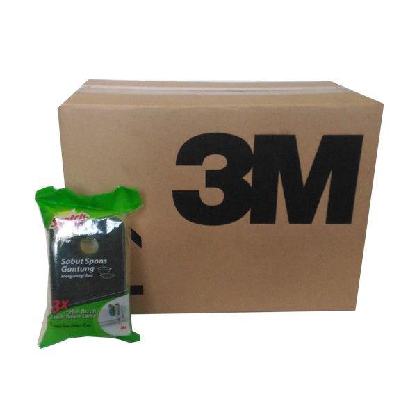 Sabut Spons Gantung (grosir) - Sabut Sponge Scotch Brite Polytek Jual dg Harga Murah u/ Cuci Piring & Alat Masak (ID-301)  Sabun spons yang mampu membersihkan peralatan memasak yang terbuat dari serat khusus dengan bentuknya yang unik dan dapat digantung     (MODEL # ID-301)  - Harga per Carton (48 pads / ctn)  http://tigaem.com/scotch-brite/1552-sabut-spons-gantung-grosir-sabut-sponge-scotch-brite-polytek-jual-dg-harga-murah-u-cuci-piring-alat-masak.html  #scotchbrite #sabutspons #sponge…