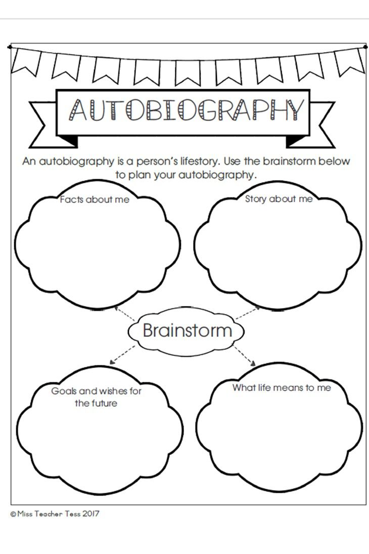 The 25+ best Autobiography writing ideas on Pinterest