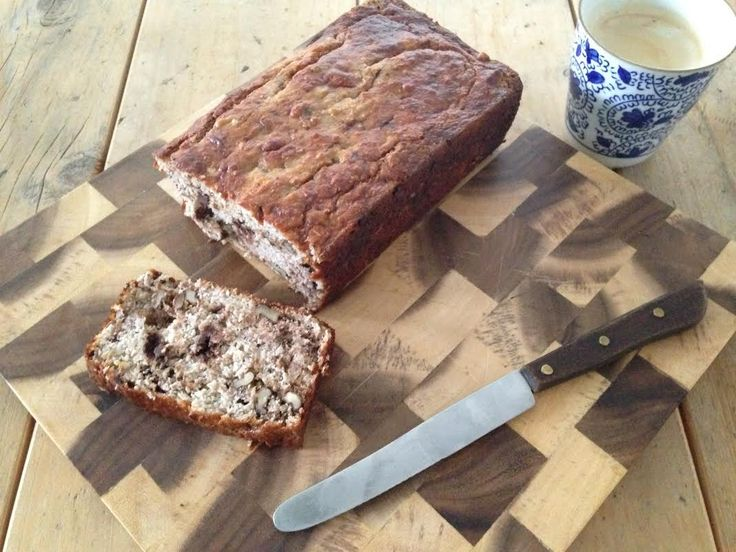 Bananen cake/brood
