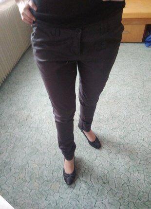 Kupuj mé předměty na #vinted http://www.vinted.cz/damske-obleceni/uzke-kalhoty/15041298-elegantni-sede-kalhoty-s-vyssim-sedem
