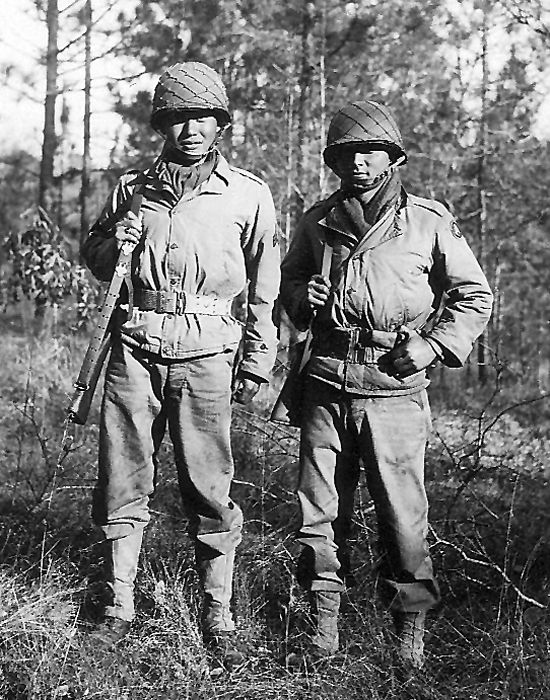 442nd regiment 100th infantry battalion and 442nd regimental combat team (rct) you fought not only the enemy but you have fought prejudice and you have won - president truman at a ceremony honoring the 442 rct.