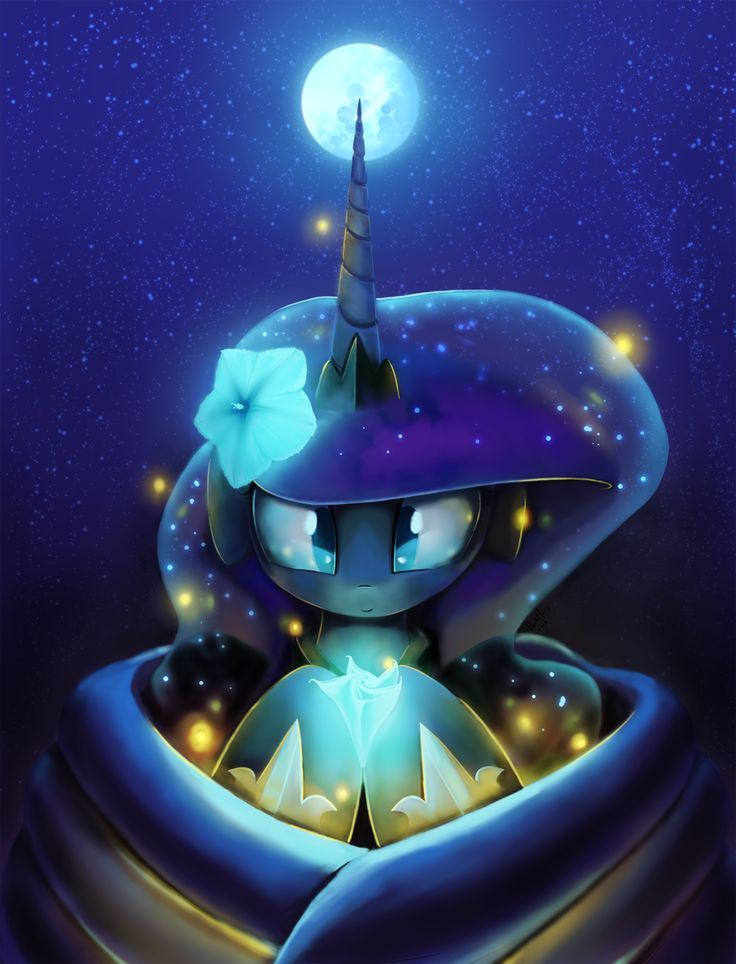 Bloom of the Moon's light by DarkFlame75.deviantart.com on @deviantART