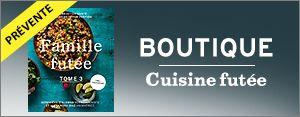 Coquille St-jacqusles (crumble) | cuisine futée parents pressés