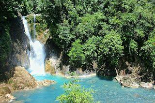 tempat wisata menarik: air terjun pasaman sipago