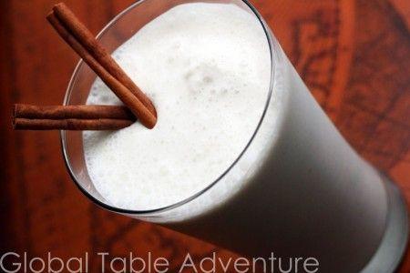 Cape Verdean Coconut Milkshake (with lashings of ice cream)
