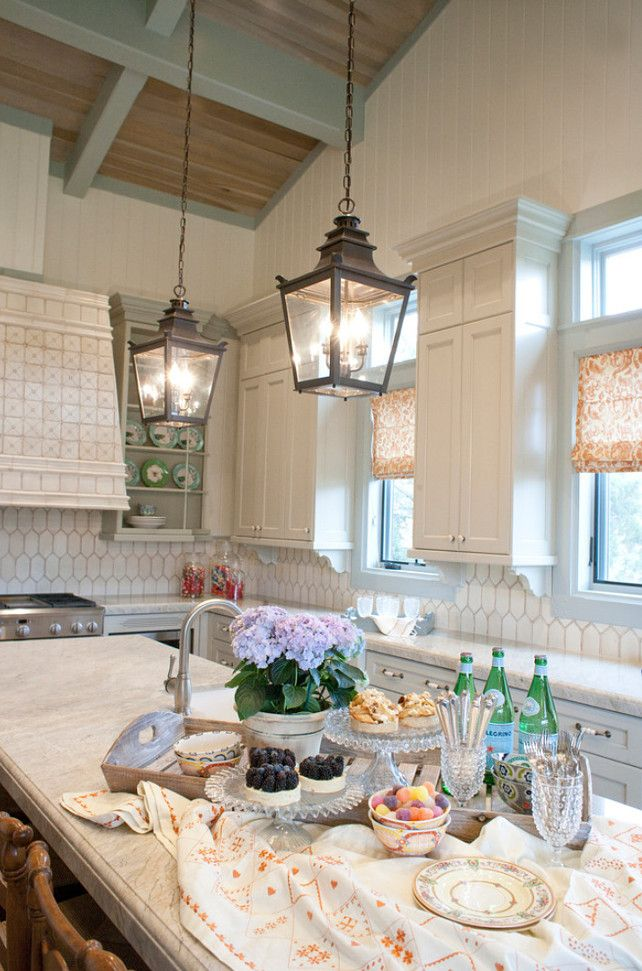 21 best Beautiful Painted Kitchens images on Pinterest | Bespoke ...