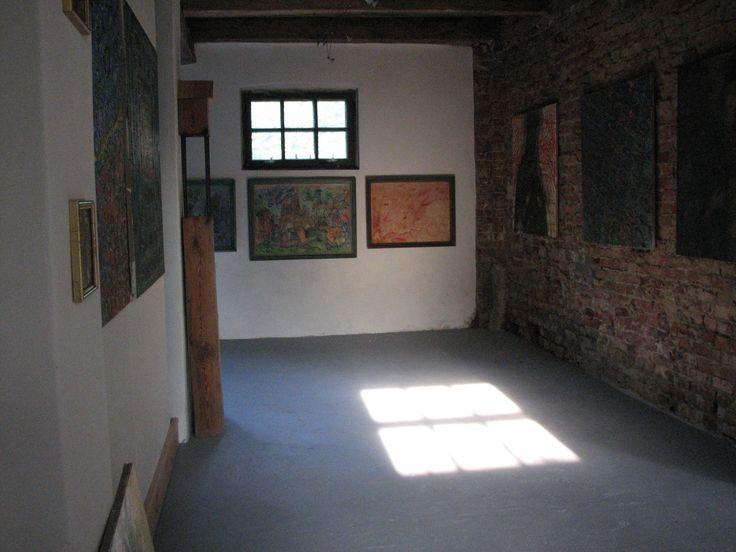 Galeria Sztuki Zadworek... obrazy