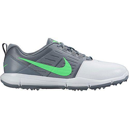 Nike Herren Explorer Lea Golfschuhe, Plateado / Verde / Gris (Pure Platinum/Rg Green-Cl Gry), 44 EU - http://on-line-kaufen.de/nike/44-eu-nike-herren-explorer-lea-golfschuhe-2