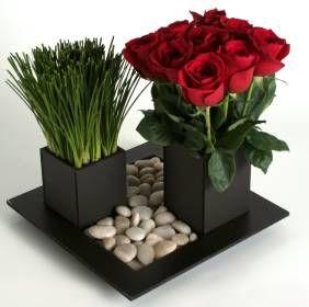 .: Arreglos florales para San Valentín 2012 - decorando-interiores.com