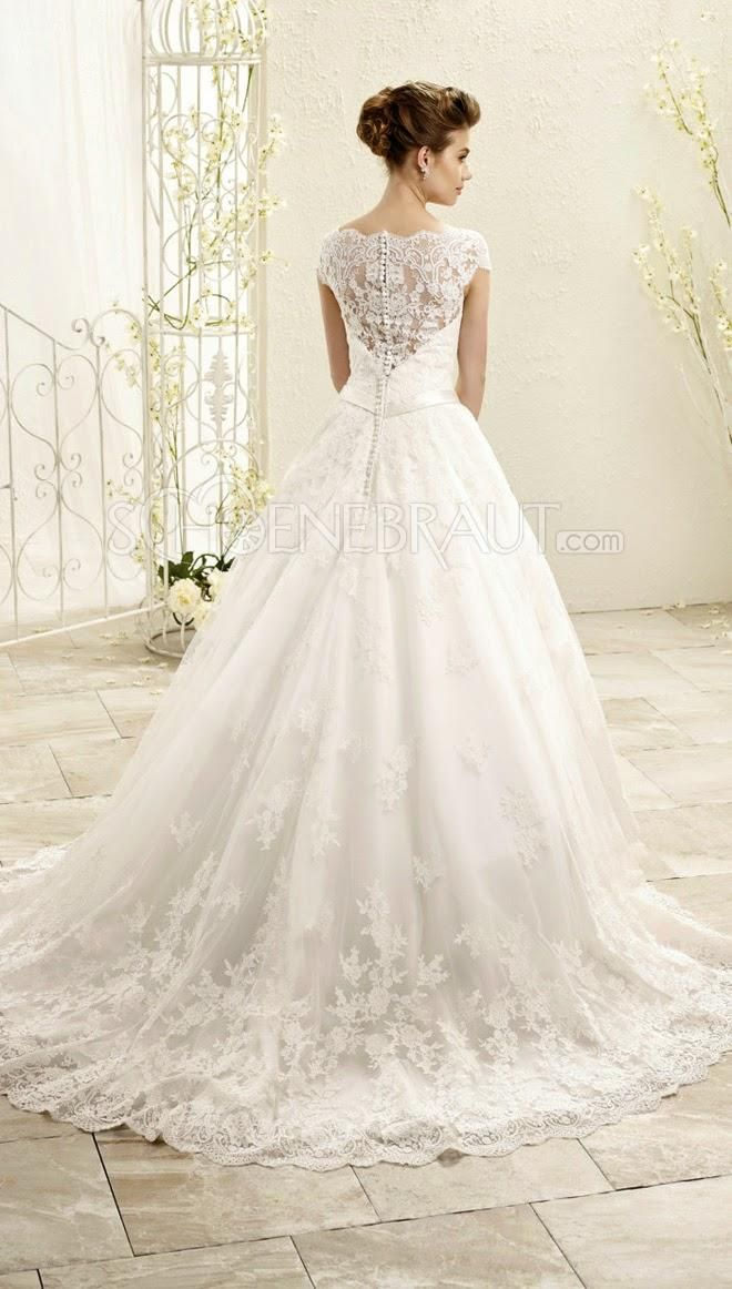 Best 82 Brautkleider/Wedding Dresses ideas on Pinterest | Wedding ...