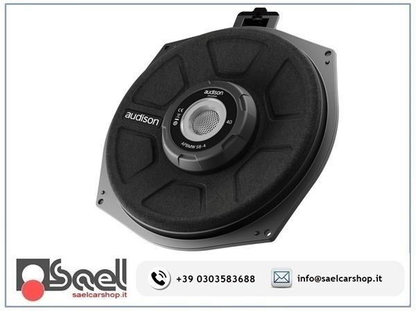 Audison Apbmw S8 4 Subwoofer Per Bmw E Mini Navigatore Satellitare