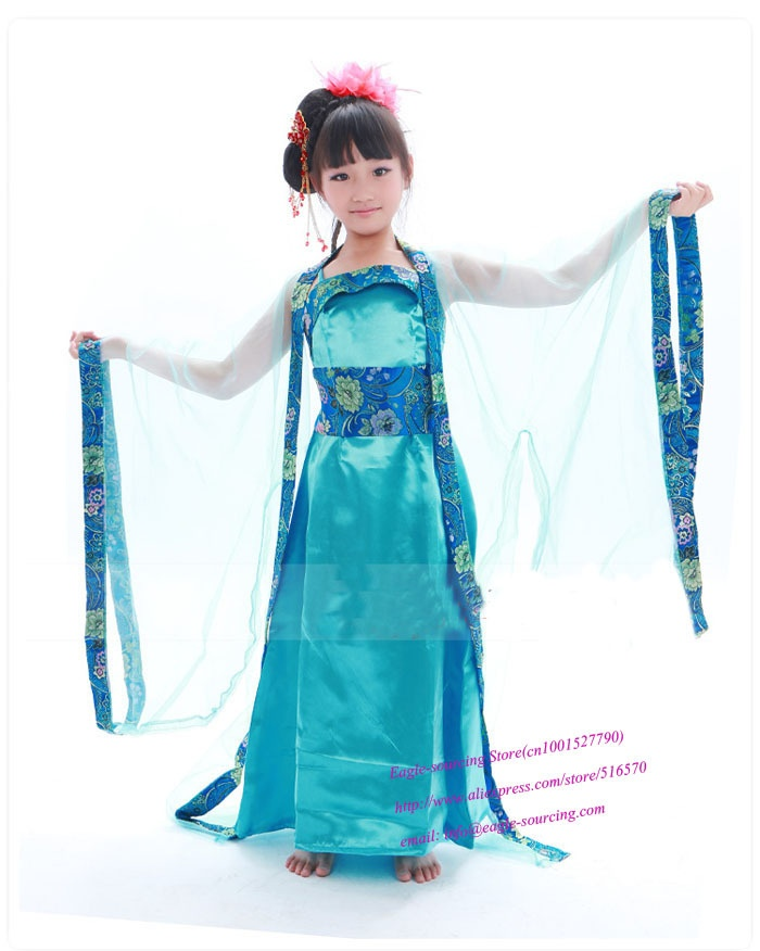 Chinese Fairy Show Costume