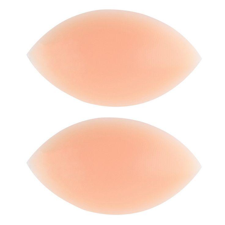 Silicone Bra Inserts Pads Breast Enhancer lift breast Push Up Padded Bra adhesive bra accessories For Sexy Dress Bikini
