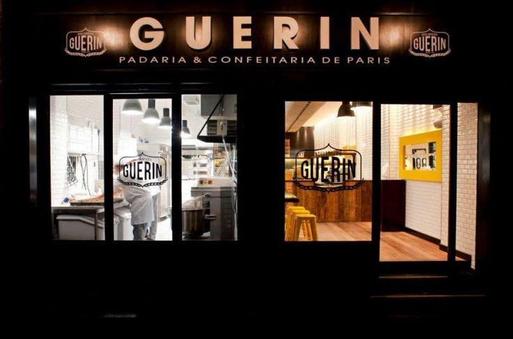 Boulangerie Guerin   Construção: Stewart Engenharia