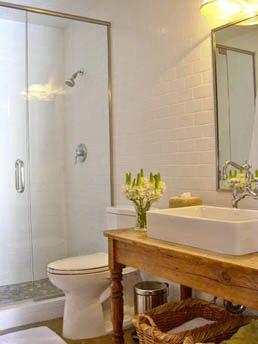 TG interiors - bathroom, vanity, sink, subway tile