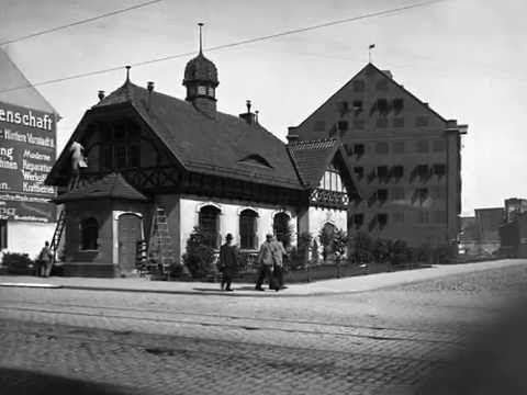 In den Strassen von Koenigsberg