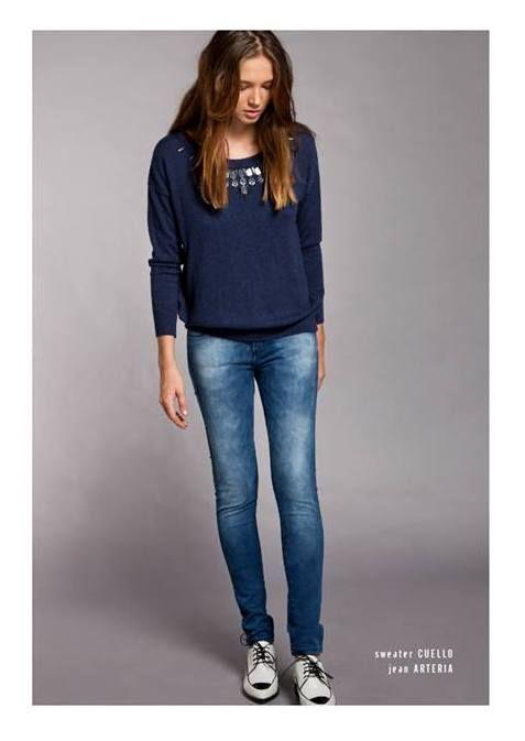 Outfit La Cofradia Jean Arteria Sweater Cuello