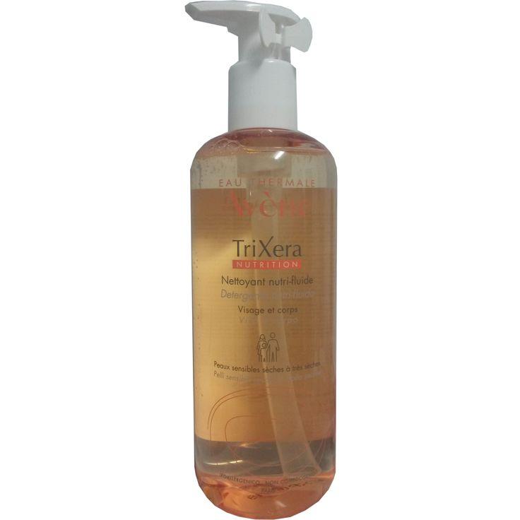 Avene Trixera Nutrition Gel Nettoyant Nutri-Fluide Λεπτόρρευστο Θρεπτικό Καθαριστικό Πρόσωπο-Σώμα για Ευαίσθητο Ξηρό Δέρμα 400ml. Μάθετε περισσότερα ΕΔΩ: https://www.pharm24.gr/index.php?main_page=product_info&products_id=13309